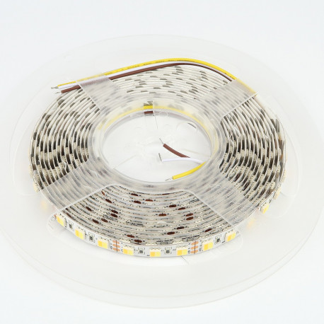 5M nano-tech bi-color IP64 LED Strip 20W 420 SMD5050 Leds