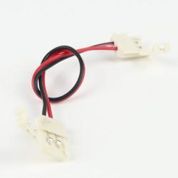 Connecteur à Câble Femelle-Femelle Mono Couleur 8mm