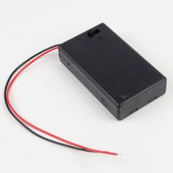 Coupleur de Pile 4.5V AAA - LR03