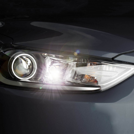 Pack LED veilleuses pour Smart Fortwo 451 2007-2014