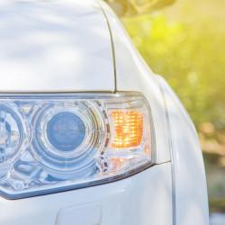 Pack LED clignotants avant pour Mercedes CLK (W209) 2002-2010