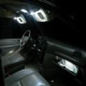 Interior LED lighting kit for Citroën C3 Phase 2 2002-2009