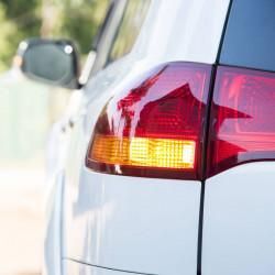 Pack LED clignotants arrière pour Nissan Qashqai 2 2014-2018