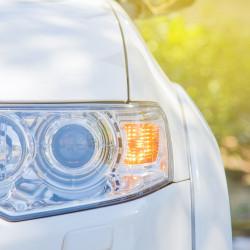Pack LED clignotants avant pour Peugeot 407 2003-2011