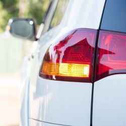 Pack LED clignotants arrière pour Peugeot 607 1999-2010
