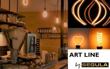 Redécouvrez l'éclairage LED avec les ampoules Art line by SEGULA®