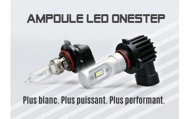 Finies les ampoules LED trop encombrantes ! Adoptez les ampoules LED OneStep !